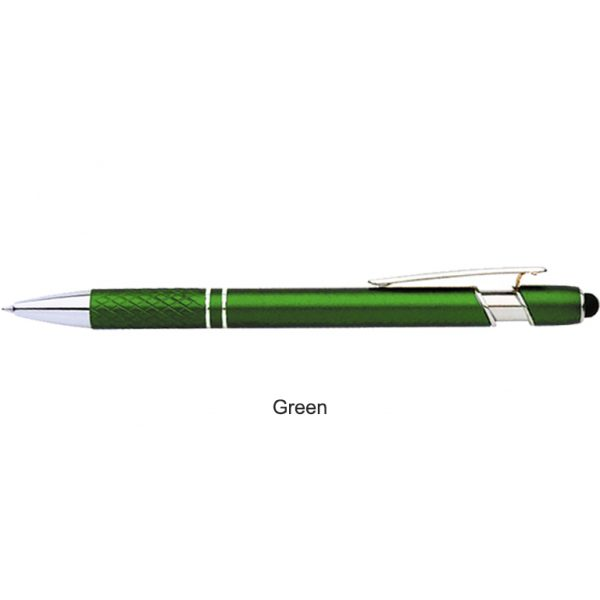Express Offers Engraved Stylus Metal Pen – MIN QTY JUST 100 banded