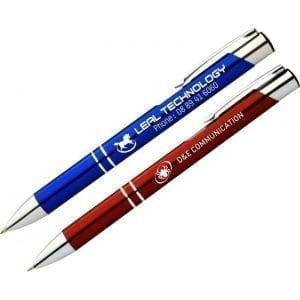 Engraved Deluxe Metal Pen Custom Branded Pen Cheap