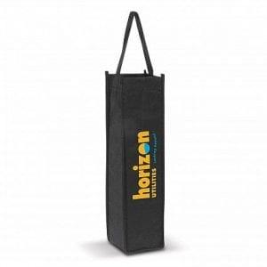 Single Wine Tote Bag bag