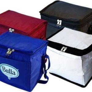 9 Can Cooler Bag with Pocket bag