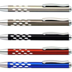 Metal Laser Engraved Snowflake Metal Pen pen