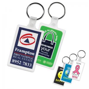 PVC Keytag Full Colour Print – MIN QTY JUST 100 0.99