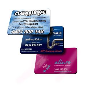 Generic Decoration 55mm x 90mm Round Corner Fridge Magnet Full Colour Gloss colour