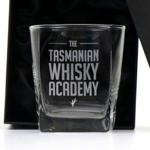 Drinkware 280ml Quartet Style Whiskey Glass Laser Engraved with Logo & Free Setup champ