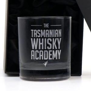 Drinkware 300ml Round Scotch Glass with Laser Engraved Logo & Free Setup champ