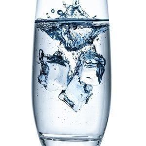 Hi-Ball Water Drinking Glass 370ml with Custom Logo Engraving