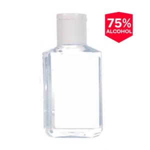 Hand Sanitiser 60ml Hand Sanitiser – Blank Stock – 75% Alcohol branded