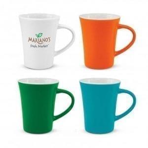 Ceramic Mugs Tulia Coffee Mug branded