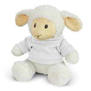 Children Lamb Plush Toy child