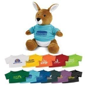 Children Kangaroo Plush Toy child