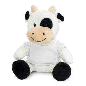 Children Cow Plush Toy child