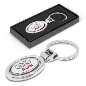 Key Rings Spinning Metal Key Ring key