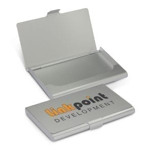 Conference Aluminium Business Card Case Aluminium