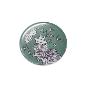 Badges Button Badge Round – 58mm -