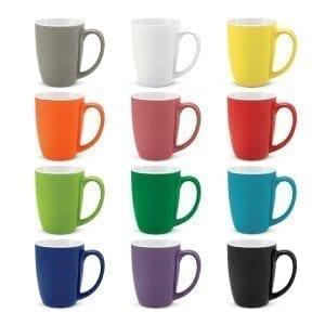 Ceramic Mugs Sorrento Coffee Mug coffee