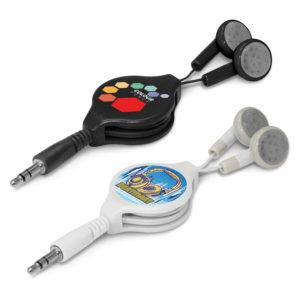 Earbuds Retractable Earbuds Earbuds
