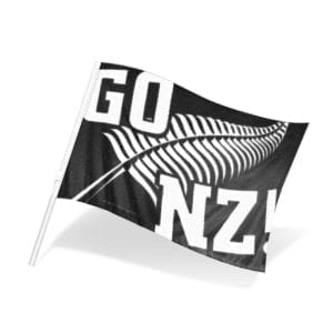 Promotion Supporters Flag Flag