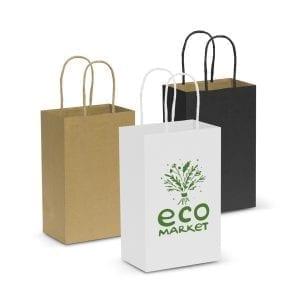 Eco Paper Carry Bag – Small -