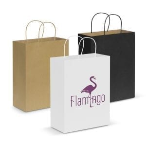 Eco Paper Carry Bag – Large -