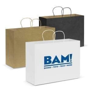 Eco Paper Carry Bag – Extra Large -