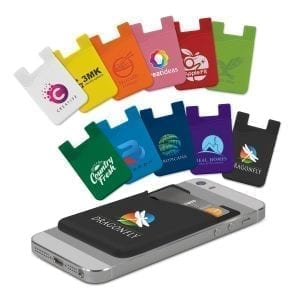 Mailable Items Silicone Phone Wallet Phone