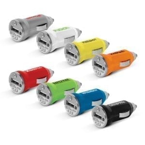 Automotive Mini Car Charger Car