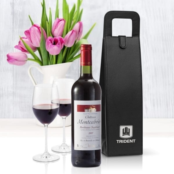 Home and Living Gibbston Wine Carrier Carrier