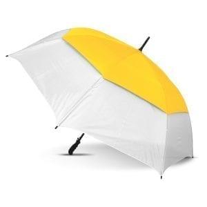 Real Estate Trident Sports Umbrella – White Panels -