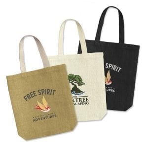 Eco Thera Jute Tote Bag bag