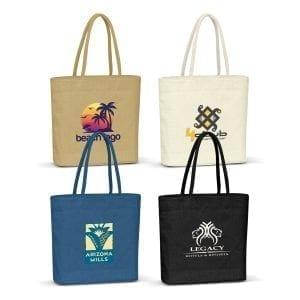 Eco Carrera Jute Tote Bag bag
