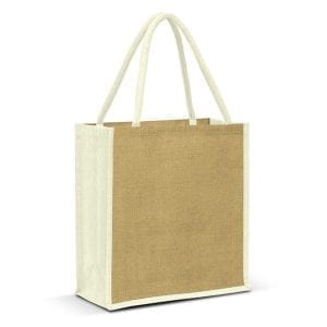 Eco Lanza Jute Tote Bag bag