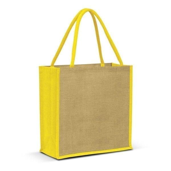 Eco Monza Jute Tote Bag bag