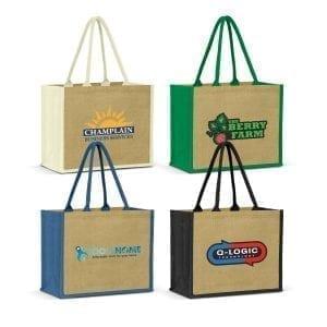 Eco Torino Jute Tote Bag bag