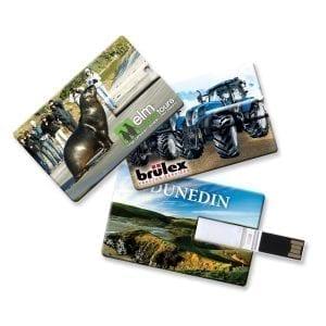 Flash Drives Credit Card Flash Drive 8GB 8GB