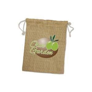Eco Jute Gift Bag – Medium -