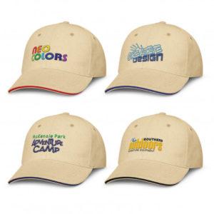 Caps Nevis Sandwich Trim Cap cap