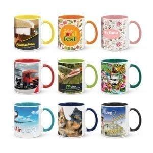 Ceramic Mugs Madrid Coffee Mug – Two Tone -