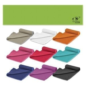 Sport Yeti Premium Cooling Towel – Pouch -