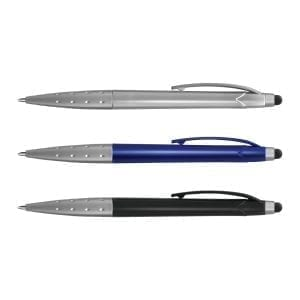 Plastic Spark Stylus Pen – Metallic -