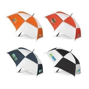 Trends Trident Sports Umbrella – Checkmate -