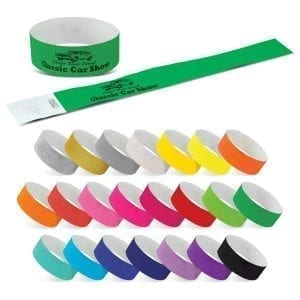Trends Tyvek Event Wrist Band band