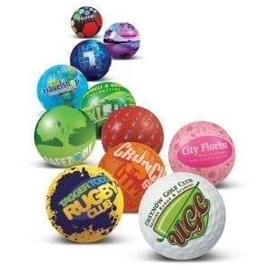 Stress Items Stress Ball – Full Colour -