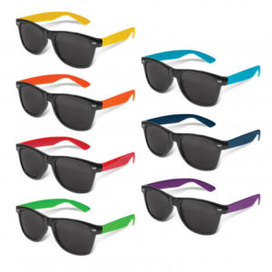 Summer Malibu Premium Sunglasses – Black Frame -