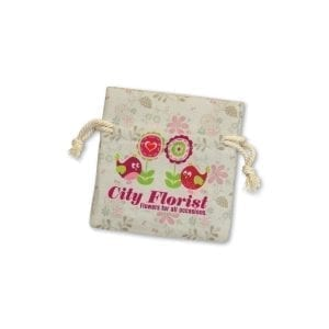 Cotton Bags Turin Cotton Gift Bag – Small -