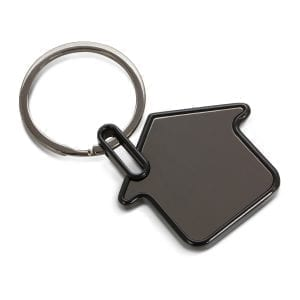 Key Rings Capital House Key Ring Capital