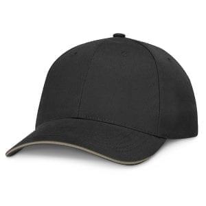 Caps Swift Cap – Black -