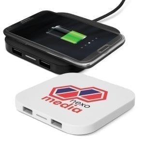 Trends Impulse Wireless Charging Hub Charging
