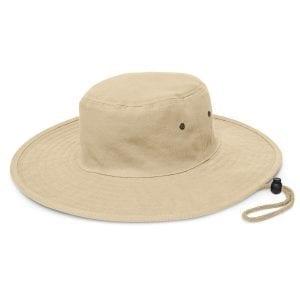 School Headwear Cabana Wide Brim Hat Brim
