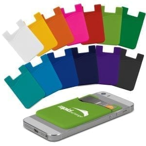 Phone Wallets Silicone Phone Wallet – Indent -