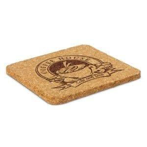 Coasters Oakridge Cork Coaster – Square -